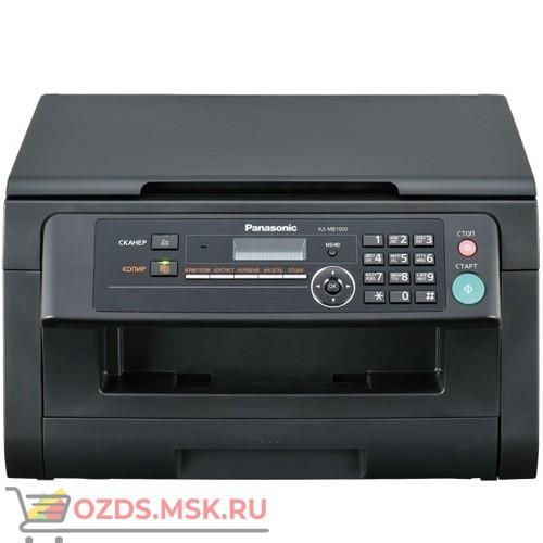 Panasonic KX-MB1900RU-B многофункциональное устройство, цвет черный