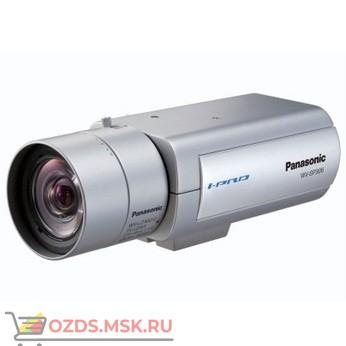 Panasonic WV-SP306E IP-камера со сменным объективом