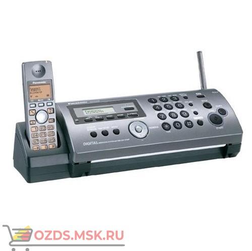 Panasonic KX-FC228RUT Телефакс термоперенос, цвет темно-серый металлик