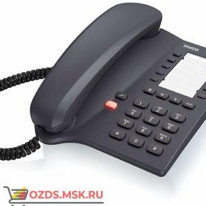 Euroset 5010 anthracite Siemens, цвет черный: Проводной телефон
