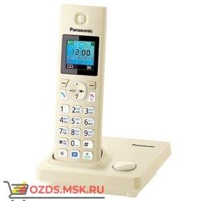 Panasonic KX-TG7851RUJ-, цвет Бежевый (J): Беспроводной телефон DECT (радиотелефон)