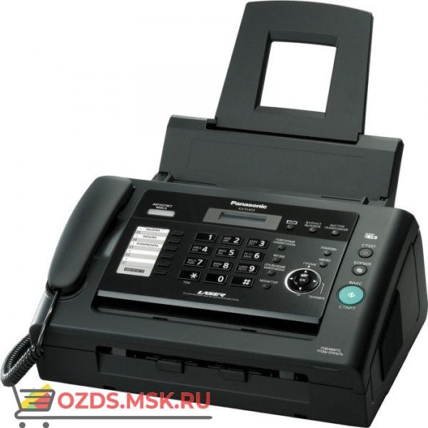 Panasonic KX-FL423RUB Телефакс, цвет (черный), лазерная печать