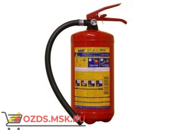 ОП-4 (з) МИГ: Огнетушитель