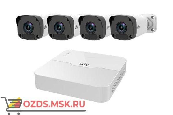 UNIVIEW KIT301-08LB-P84х2122LR3-PF40M-D: Комплект видеонаблюдения