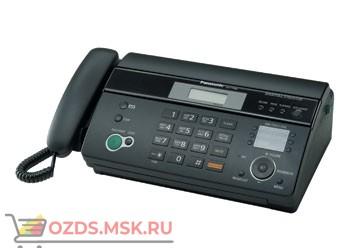 Panasonic KX-FT988RUB: Телефакс, цвет (черный)