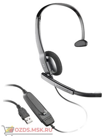 Plantronics PL-A615-USB Мультимедийная гарнитура Audio 615 USB