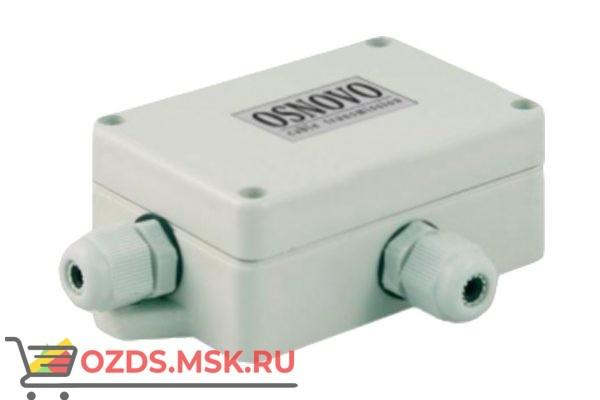 Osnovo SP-IP1000PW (ver.2) Уличное устройство грозозащиты