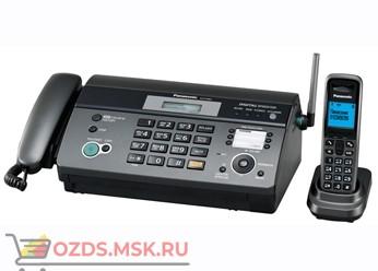 Panasonic KX-FC965RUT Телефакс, цвет (черный) с радиотрубкой DECT