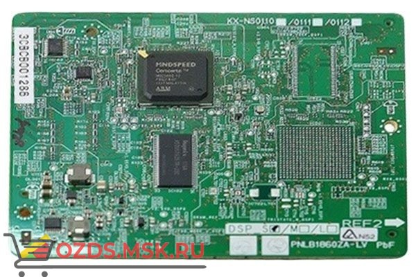 Panasonic KX-NS0110X: Плата DSP-процессора