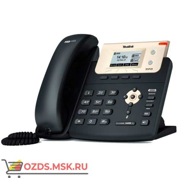Yealink SIP-T21P E2. SIP-телефон Yealink SIP-T21P E2. SIP-T21P: IP-телефон
