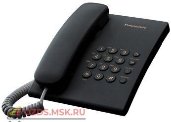 Panasonic KX-TS2350RUB-(цвет черный): Проводной телефон