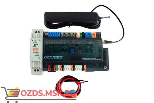 Radsel CCU825-HOMEDAE-P Контроллер
