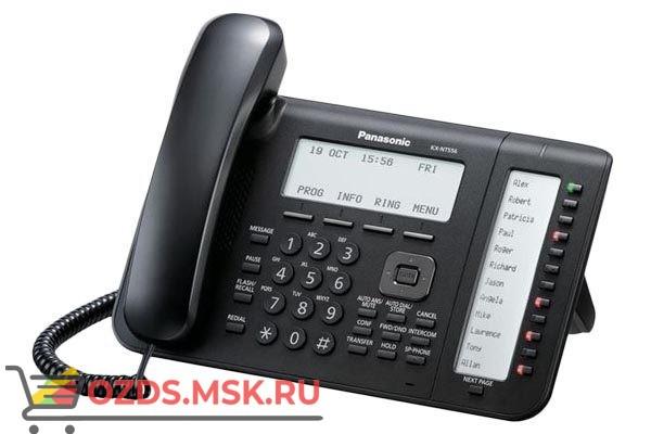 Panasonic KX-NT556 RU-B IP телефон