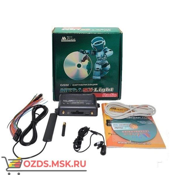 Mega SX-Light Radio Система охранной сигнализации