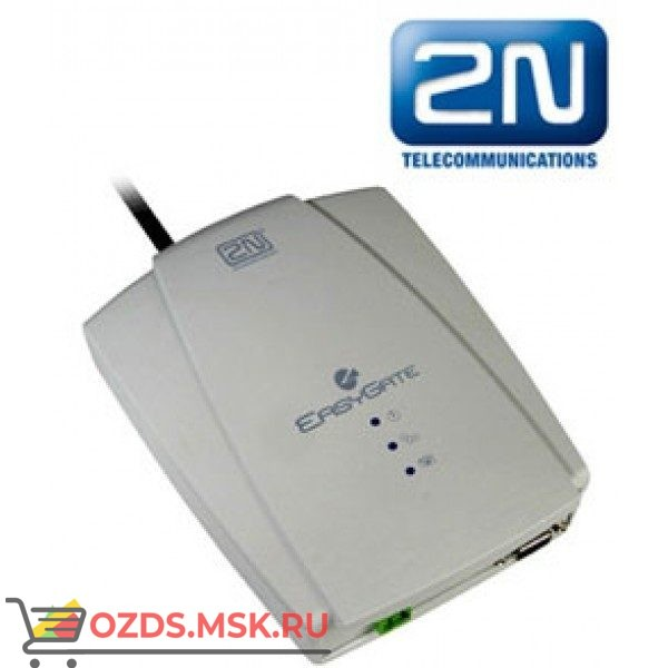 2N Ateus EasyGate 501303Е: Аналоговый GSM шлюз