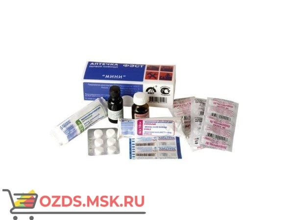 Аптечка МИНИ (футляр из пластика)