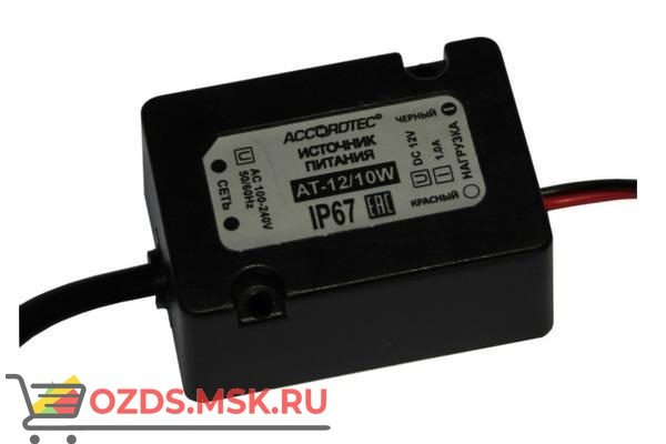 AccordTec AT-1210W Блок питания