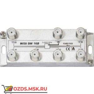 WISI DM16B Делитель на 6, Sat(1x6, 5-2400МГц, Lo