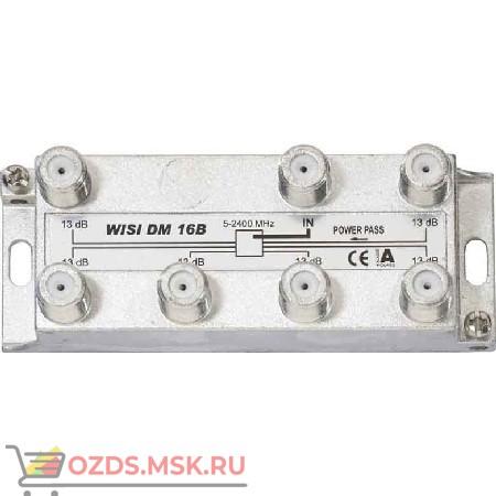 WISI DM16B, Sat (1×6, 5-2400 МГц): Делитель на 6