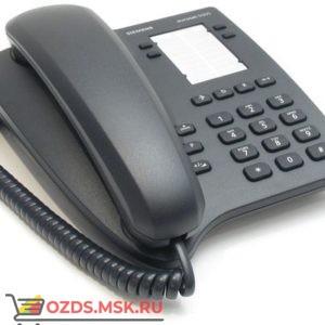 Euroset 5005 anthracite Siemens, цвет черный: Проводной телефон