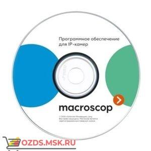 Macroscop LS: Программное обеспечение