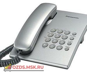 Panasonic KX-TS2350RUS-(цвет серебристый): Проводной телефон
