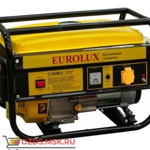 Eurolux G3600A Электрогенератор