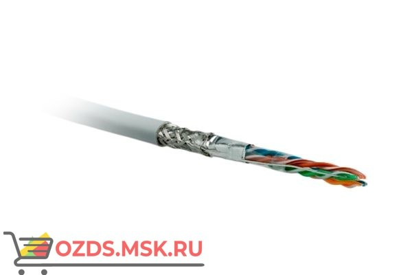 Hyperline SFUTP4-C5E-S24-IN-LSZH-GY-305: Кабель