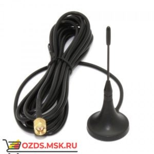 Teleofis iPin на магнитной базе, разъем SMA, кабель 3 м: GSM антенна