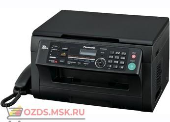Panasonic KX-MB2020RU-B (принтер, сканер, каопир, факс) цвет черный: Многофункциональное устройство