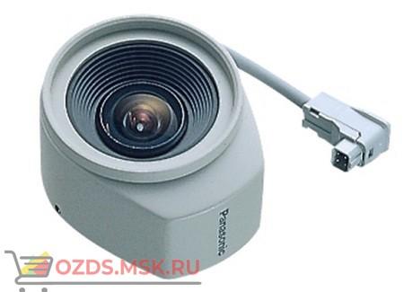 Panasonic WV-LA9C3B 13 Объектив сверхширокоугольный , 9 мм