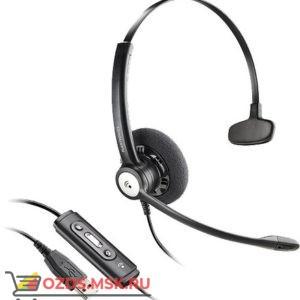 PL-C610M  Plantronics BlackWire USB: Профессиональная гарнитура