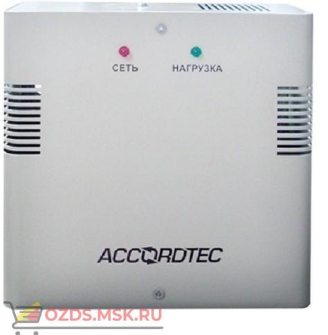 AccordTec ББП-40 12В, 4А: Блок бесперебойного питания