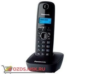 Panasonic KX-TG1611RUH-, цвет серый: Беспроводной телефон DECT (радиотелефон)