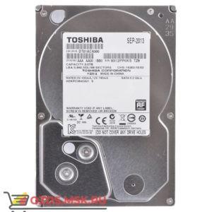 Toshiba DT01ACA300 HDD 3Tb: Жесткий диск