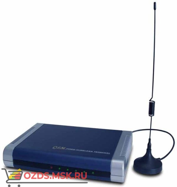 Greengate FG: GSM-Терминал с возможностью приема-передачи факсов