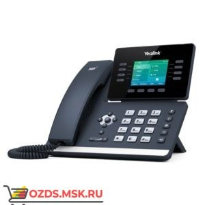 Yealink SIP-T52S настольный SIP-телефон / Купить Yealink SIP-T52S или с доставкой по России: VoIP телефон