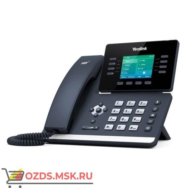 Yealink SIP-T52S настольный SIP-телефон | Купить VoIP телефон Yealink SIP-T52S в Санкт-Петербурге или с доставкой по России.
