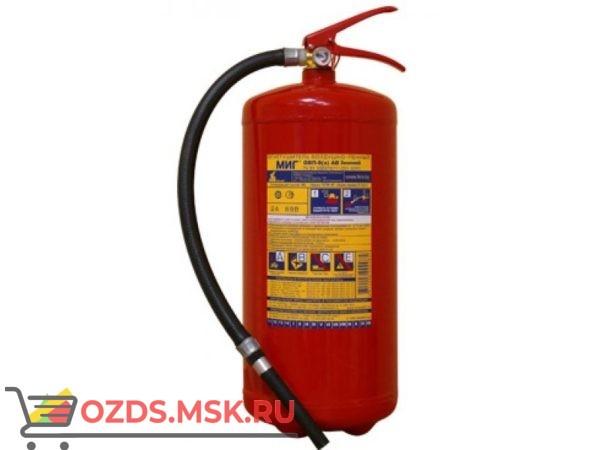ОВП- 8 (з) МИГ летний: Огнетушитель