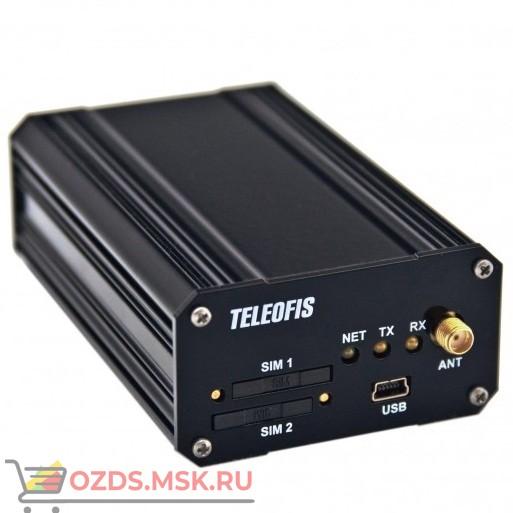 Teleofis WRX708-R4(V) Модем GPRS GSM диапазон 9001800 МГц