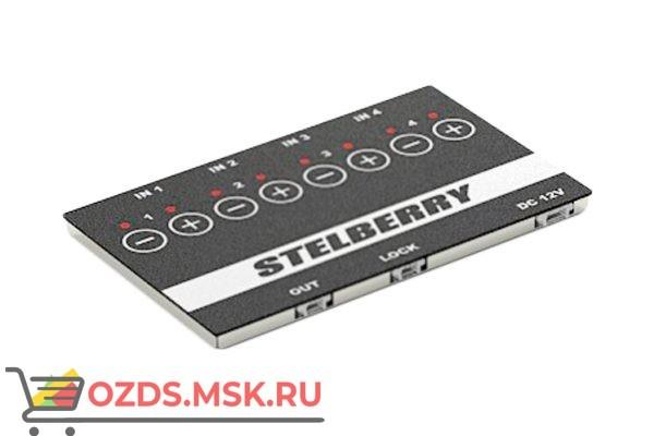 Stelberry MX-300 4-канальный цифровой аудиомикшер