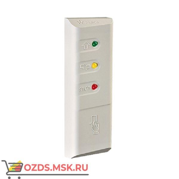 PERCo-CL201.1 Контроллер замка со считывателем карт ЕММ и HID
