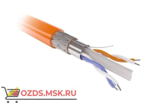 КИС-П нг(А)-HF 2х2х0,6 мм: Кабель