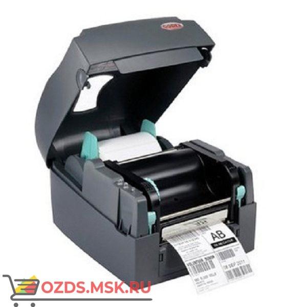 Godex G530-UES USB, RS232, Ethernet, 300 dpi: Принтер этикеток термотрансферный