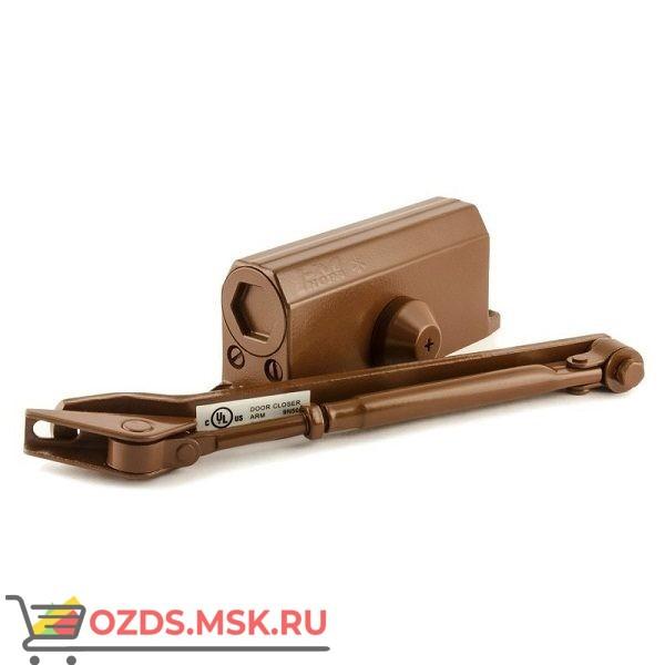 Нора-М №5S (коричневый) Доводчик весом от 120 до 160 кг