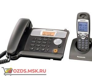 KX-TCD540RUM, цвет серый: Беспроводной телефон Panasonic DECT (радиотелефон) с автоответчиком