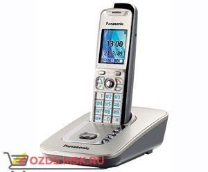 Panasonic KX-TG8411RUW — , цвет белый: Беспроводной телефон DECT (радиотелефон)