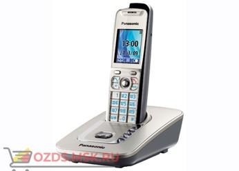 Panasonic KX-TG8411RUW-, цвет белый: Беспроводной телефон DECT (радиотелефон)