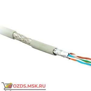 Hyperline SFTP4-C6A-S24-IN-LSZH-GY: Кабель