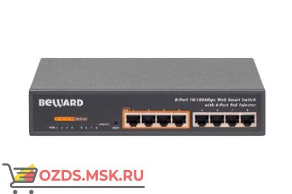 Beward STW-8P4 Управляемый WebSmart коммутатор